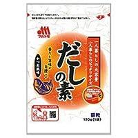 マルトモ かつおだしの素 120g×15袋入×(2ケース)
