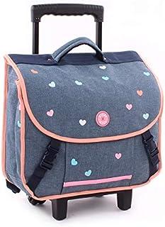 Trolley schoolBackpack Candy Shop Mochila Infantil, 38 cm, Azul (Blue)