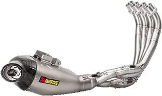 Akrapovic 18 Honda CBR650F Racing Full System Exhaust (Race/Titanium with Carbon Fiber End Cap)