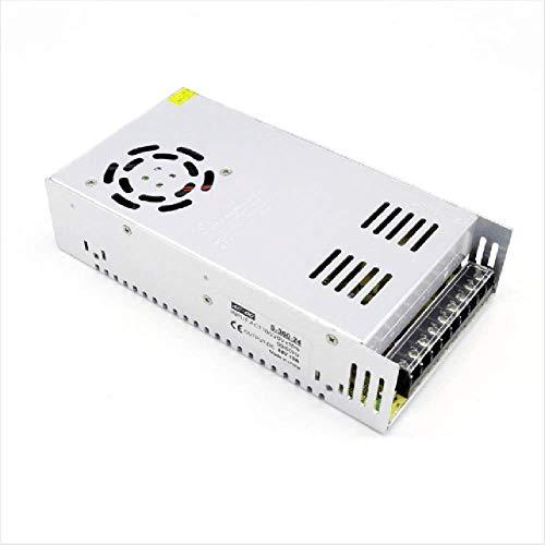 Alimentatore a commutazione, adattatore per trasformatore a regolazione universale Unità di alimentazione a commutazione, per strisce LED