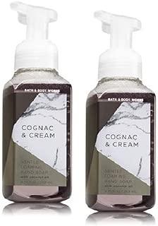 cognac and cream hand soap