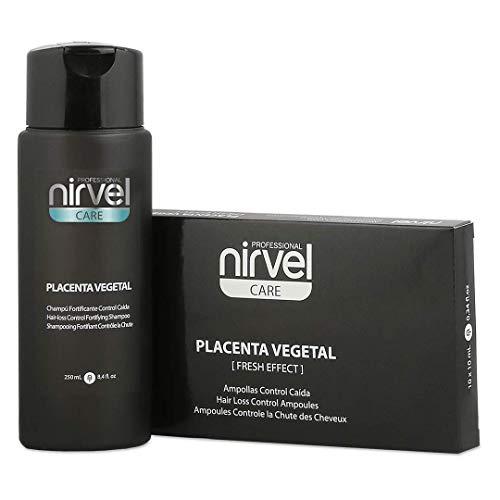 Anti Perte de cheveux Traitement Shampoing avec plante Placenta