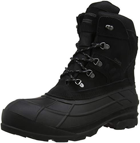Kamik Men's Fargowide Winter Boots Black 7