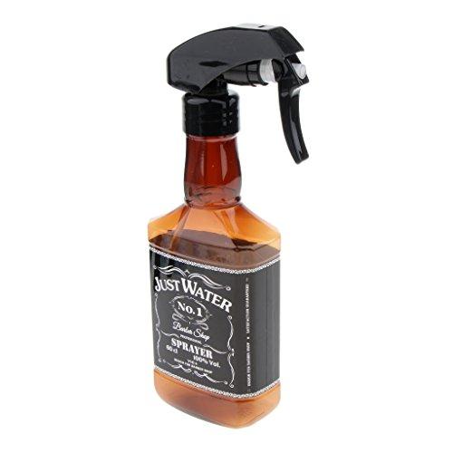 Spray Bottle - 330ML Contenedor Recargable Vacío Es Ideal Para Salon Hair...