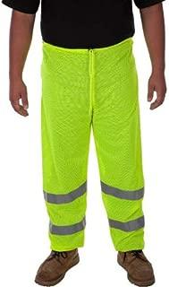 Liberty HiVizGard Polyester Class E Mesh Pant with 2