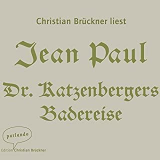 Dr. Katzenbergers Badereise Titelbild