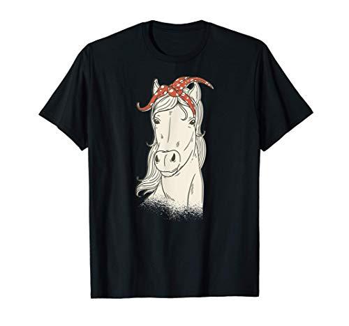 Caballos de montar a caballo Camiseta