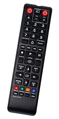 ALLIMITY AK59-00149A Fernbedienung Ersatz für Samsung Blu-ray Disc Player BD-F5500 BD-FM57C BD-FM51 BD-ES6000 BD-ES5300 BD-ES5000 BD-E6100 BD-E5900 BD-E5500 BD-E5300 BD-E5200