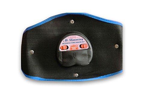 RACHEES Ab Slimming Belt Anti Fat Vibrate Massager Slim Waist Belly Weight Loss
