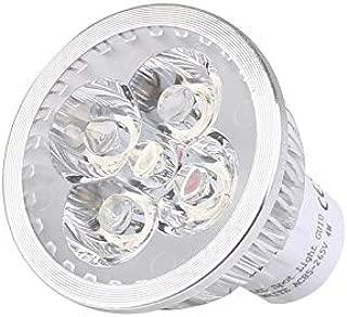 ouying1418 4W Super bright GU10 light bulb dimmable LED Lamp Bulb Spotlight Light Lamp