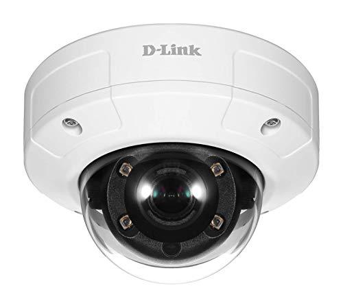 D-Link DCS‑4605EV Cámara IP vigilancia exterior antivandálica 5