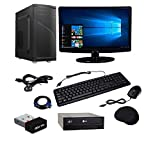 PROCESSOR INTEL CORE 2 DUO 2.9 GHZ 4GB RAM HDD: 160GB THIS PC COMES WITH 15.6 inch LED , USB KEYBOARD USB MOUSE FREE GIFT WIFI DONGLE WITHOUT DVD RW