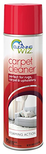 Cleaning Wiz Carpet Cleaner, 18 Fluid Ounce (Pack of 4)