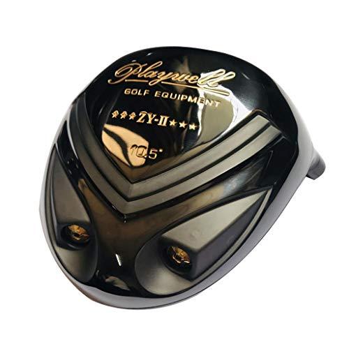 #N/A Hochwertig Herren Golf Wood Driver Titanlegierung Golfschläger-Kopf rechte Hand für Outdoor- und Indoor-Golfsport