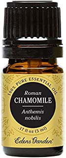 Sponsored Ad - Edens Garden Chamomile Roman Essential Oil, 100% Pure Therapeutic Grade (Pain & Menstrual Cramps) 5 ml