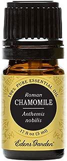 Edens Garden Chamomile Roman Essential Oil, 100% Pure Therapeutic Grade (Highest Quality Aromatherapy Oils- Pain & Menstrual Cramps), 5 ml