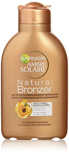 Garnier Ambre Solaire Self Tanning Milk Face & Body 150ml