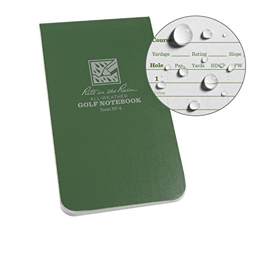 Rite in the Rain All Weather Golf Notebook