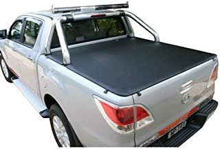 Mazda BT50 Dual Cab November 2011 to Current, Factory Sports Bar Clip On Ute Tonneau Cover. Tuff Tonneaus Ute Covers are A...