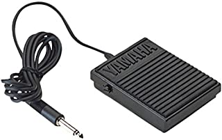 Yamaha FC5 Compact Sustain Pedal for Portable Keyboards,...