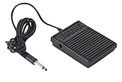 "5 foot cable 1/4"" TS plug Genuine Yamaha accessory"