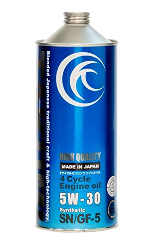 TAKUMIモーターオイル HIGH QUALITY【5W-30】エンジンオイル/ スポーツカー・乗用車・省燃費車 化学合成油(...