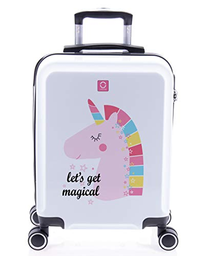Imome Cool Maleta Cabina Infantil Let's Get Magical