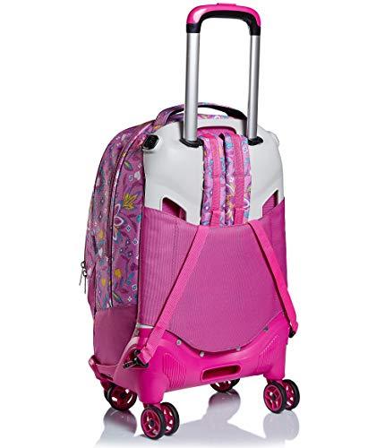 41n0yAkl2QL - Trolley Backpack Seven Jack 4WD Love Songs