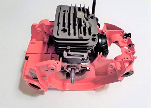 Chainsaw  Engine Cylinder Piston Crankshaft Housing Oil Tank - OEM - ECHO CS 490