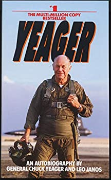 Paperback Yeager : An Autobiography Book