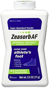 zeasorb powder
