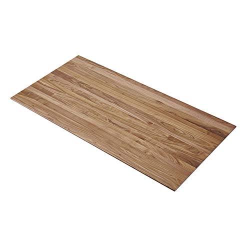 AZUMAYA ダイニングテーブル 天板のみ 幅150cm JPT-251WAL ウォールナット 本体サイズ:幅150×奥行き80×高さ3(cm)