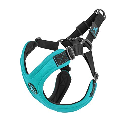 Gooby - Escape Free Sport Harness, Small Dog...