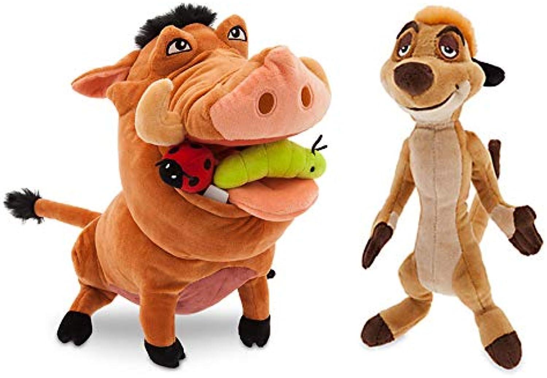 Price Toys Preis Spielzeug Pumbaa und Timon Stofftier von Disney Lion King (Pumbaa   Timon)