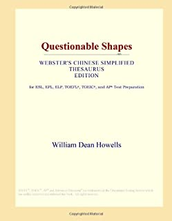 Questionable Shapes (Webster's Chinese Simplified Thesaurus Edition)