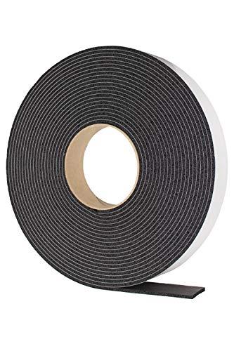 戸当り 隙間 戸 防音 緩衝材 粘着 テープ 付 ゴム スポンジ 厚み 3 mm 幅 30 mm 長さ 10 M EPDM エチレンプロピレン タフロング 岡安ゴム