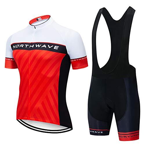 Hombres Maillots De Ciclismo Equipo Jersey Ropa De