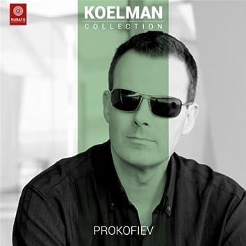 Sergei Prokofiev Sonatas for Violin and Piano
