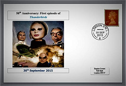 GB 2015 50th Anniversary of 1st Episode of Thunderbirds privately Produced...