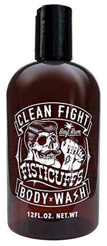 FISTICUFFS BODY WASH 12 oz Bottle 1
