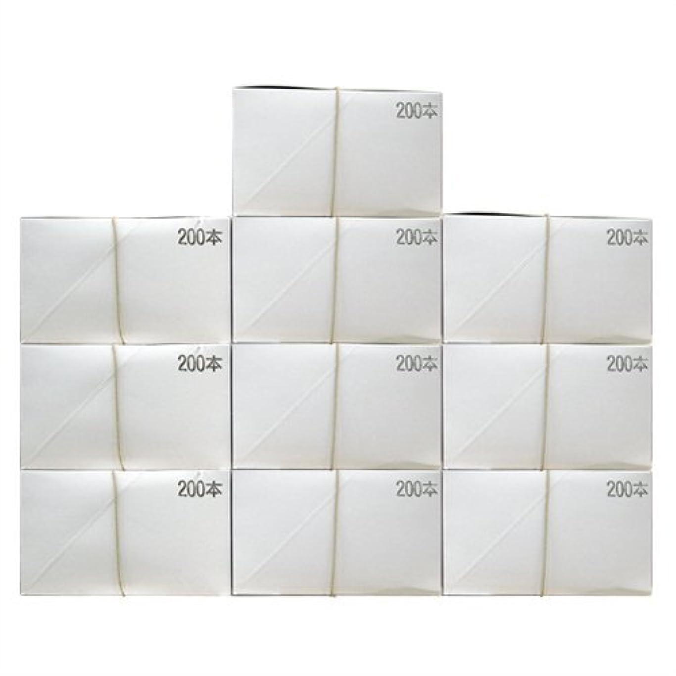 しつけそれによってメイド業務用 日本製 使い捨て粉付き歯ブラシ 個包装タイプ (2000本入)│ホテルアメニティ