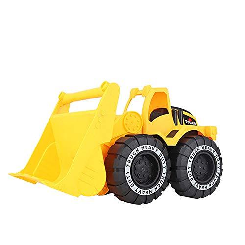 Belupai Baby Shining Car Toy Engineering Car Escavatore Modello Trattore Giocattolo Dumper Modello Classico Giocattolo Veicoli Mini Regalo per Ragazzo