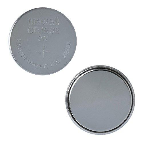 [Maxell] Batterie au Lithium CR1632 3 V 1 Lot X (5) Piles fabriqué au Japon