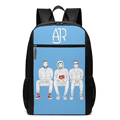 Tasche für 17 Zoll Schule AJR Rucksack, College Laptop Rucksäcke Schultertasche AJR Tasche Laptop Rucksack