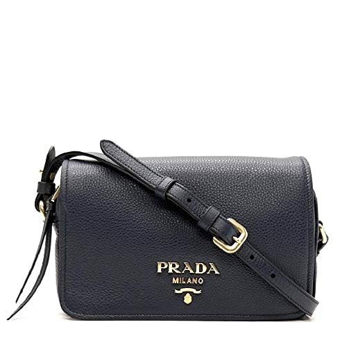 This Prada Vitello Phenix Crossbody is the perfect touch to any outfit! It is small enough to carry across your body, yet large enough to hold everything you need it to. Pair this bag with anything you wear to ensure that luxury feel and look. You ca...
