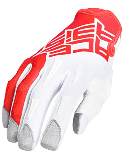Gants MX x-p Rouge/Blanc XL