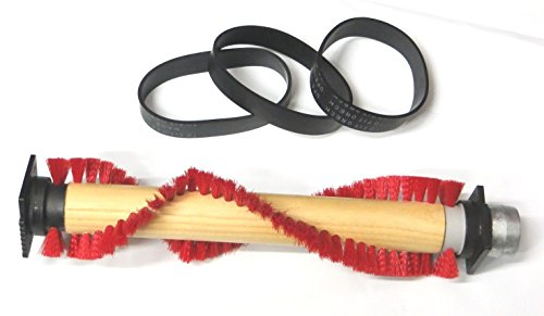 Oreck XL Upright Vacuum Cleaner Brush Roll Beater Roller + 3 Belts