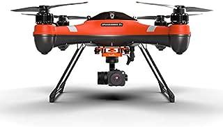 Swellpro Splash Drone 3 Plus Waterproof Drone, with 3 Axis Waterproof Gimbal 4K Camera, Quick-Fit Propellers, Max Flight Range 1.6KM