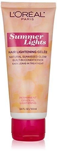 Price comparison product image L'Oreal Paris Summer Lights Hair Lightening Gelee,  Light Blonde to Dark Blo