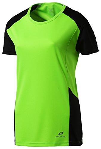 PRO TOUCH Cup T-shirt pour femme - Vert Fluo - 38